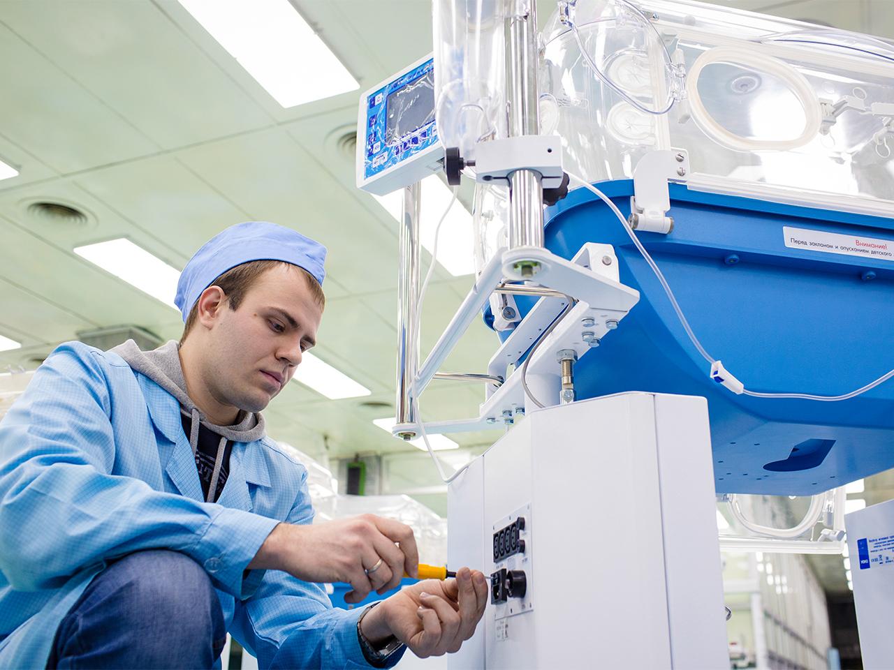 вид технического обслуживания медицинской техники